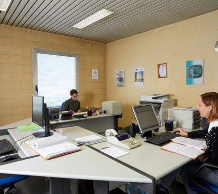 Stampi per pressofusione | OMFA | Interno ufficio