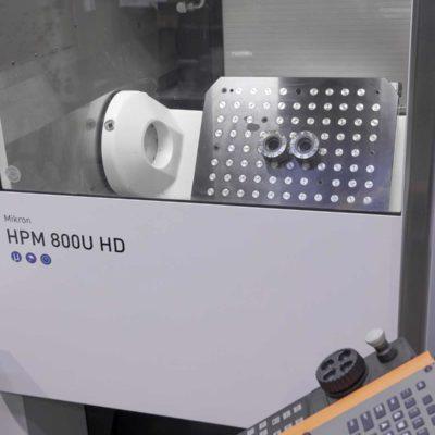 Costruzione stampi per pressofusione | OMFA | Dettaglio macchine